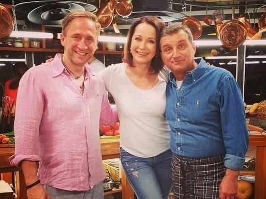 Вкусные летние блюда: рецепты от актрисы Ольги Кабо