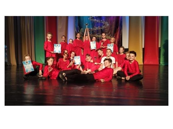 Танцоры из Серпухова стали лауреатами международного конкурса «Золотое сечение»