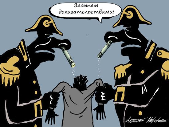Силовые приемы гробокопателей: о чем говорит дело Ивана Голунова