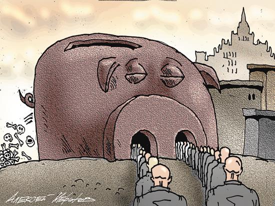 Хамство в России стало национальной идеей