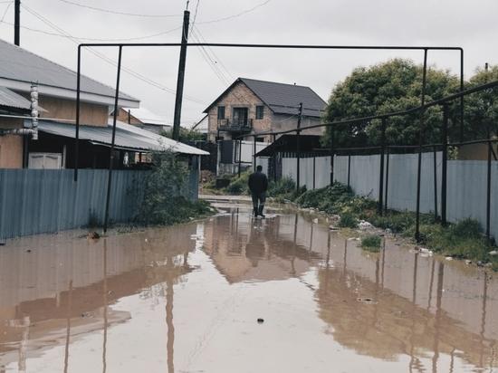 В районах Хабаровского края, где паводок подтопил дома, введен режим ЧС