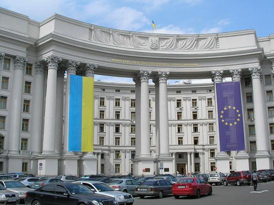 Киев не признает результатов выборов в Цхинвальском регионе Грузии