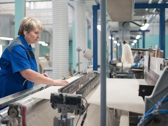 20% российских тканей – ивановского производства