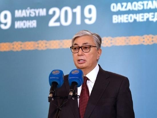 Токаев выразил благодарность казахстанцам за оказанное ему доверие