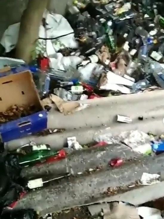 В Кабардино-Балкарии люди запуганы притоном алкашей и наркоманов