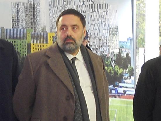 Президент ГК «КОРТРОС», пермяк Вениамин Голубицкий стал персоной года №1 в сфере недвижимости