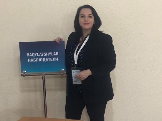 Глава Астрахани Алена Губанова пошутила над властями Казахстана