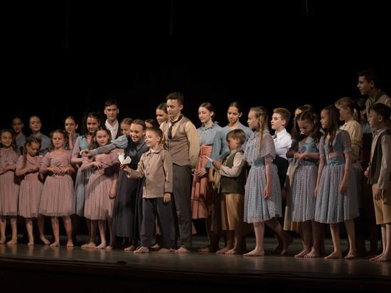 Краснодарская школа современно танца Dart представила новую премьеру