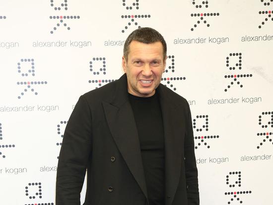 Соловьев прокомментировал дело журналиста Голунова