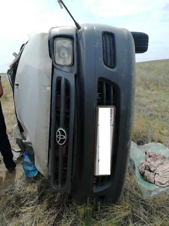 Сорванный отдых: по дороге на озеро Дус-Холь (Тува) женщина за рулем опрокинулась, погиб пассажир