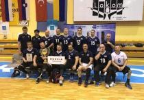 Екатеринбургские волейболисты-паралимпийцы выиграли международный турнир Sarajevo Open