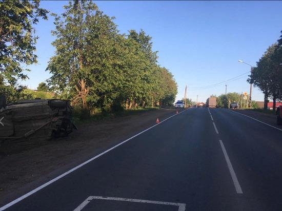 В субботу в Слободском в автоаварии погиб человек