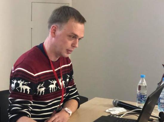 Томские журналисты поддержали Ивана Голунова