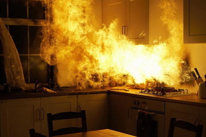его картинки пожара на кухне характер, приходят новые