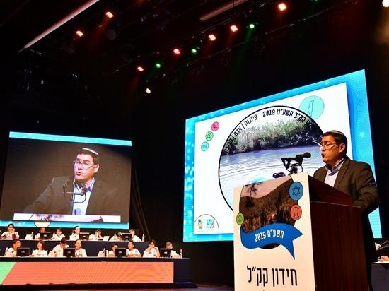 ЕНФ-ККЛ провел для школьников викторину о сионизме