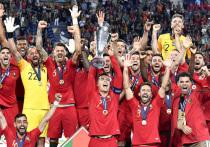 Роналду завоевал второй трофей со сборной: главные итоги Лиги наций