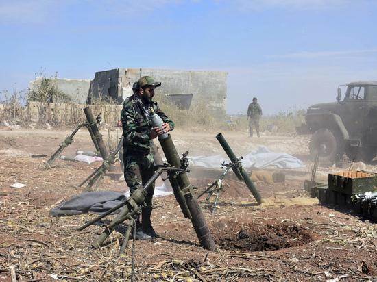 В Сирии убит воевавший в Донбассе бывший боец украинского нацбатальона