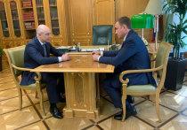 Министр Силуанов обсудил с губернатором Дюминым проблемы реализации нацпроектов