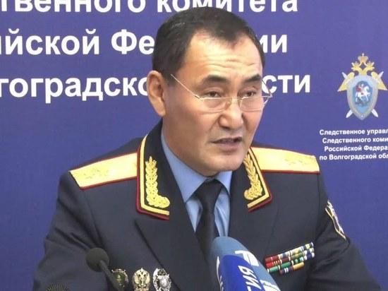 Задержан экс-глава волгоградского следкома калмык Михаил Музраев