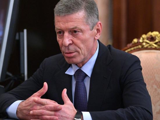 Козак: властям Молдавии необходимо скорректировать избирательную систему