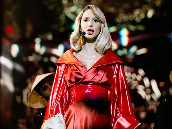 Лобода отписалась от Instagram Лазарева после скандала на премии