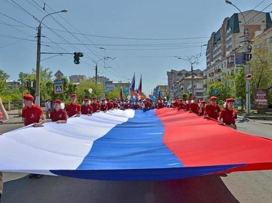 График перекрытия улиц на День России публикует «МК в Чите»