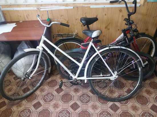 Оставшиеся без денег на проезд забайкальцы украли 4 велосипеда