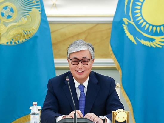 В Омске президентом тоже выбрали Токаева