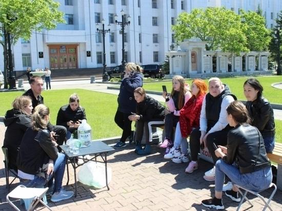 Заведено уголовное дело после голодовки сирот в Хабаровске