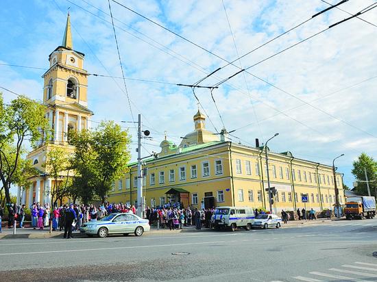 Спасо-Преображенский собор Перми обретает былое величие
