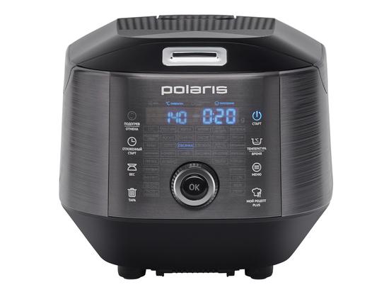Новая мультиварка Polaris EVO 0446DS с функцией автоматического определения веса ингредиентов в чаше – Scale inside Technology