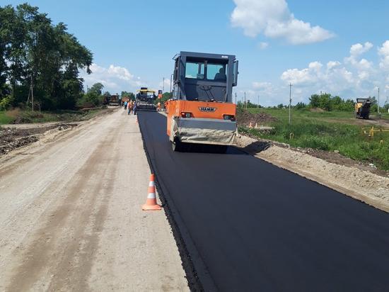 В Мордовии начали ремонтировать две сельские дороги