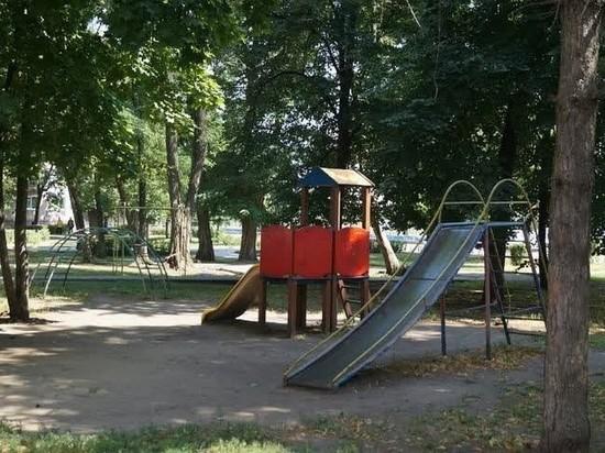 В ходе рейда детского омбудсмена по Иванову выявлен ряд небезопасных детских площадок