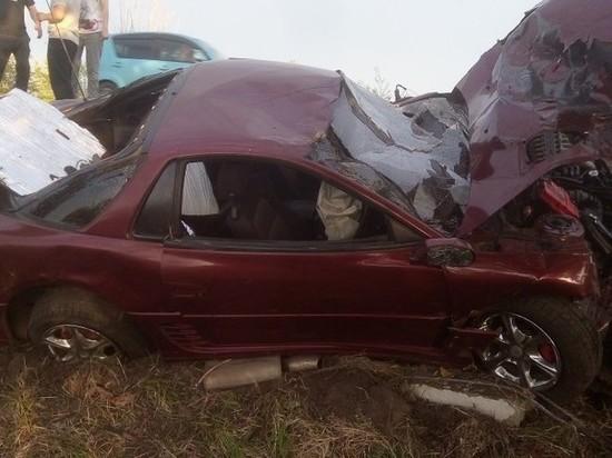 Водитель спорткара Mitsubishi GTO пострадал в ДТП с «Газелью» в Чите