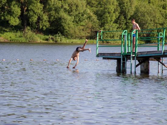 Роспотребнадзор не одобрил купание в саранских водоёмах