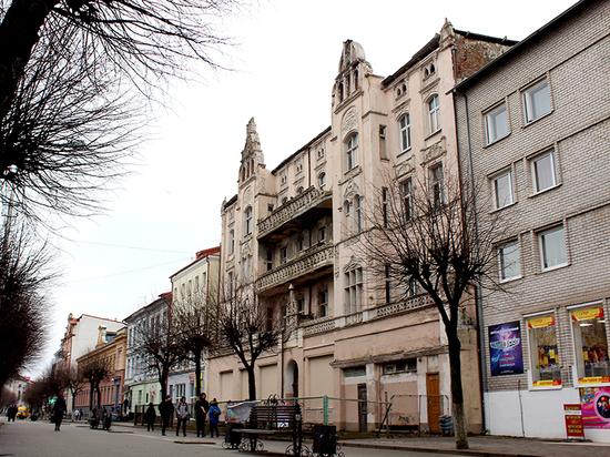 В Советске здание «Театра королевы Луизы» продают за один рубль