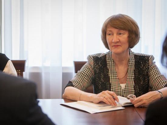 Ольга Молчанова ушла из новосибирского правительства