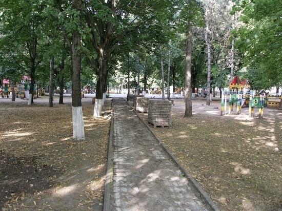 В этом году в Краснодаре обустроят шесть зелёных зон