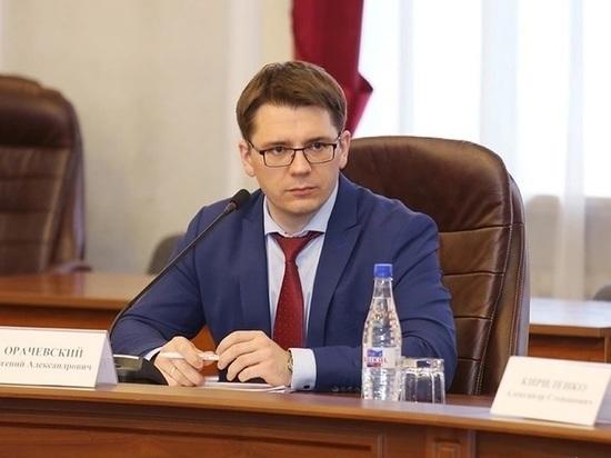 Осипов прокомментировал слухи об увольнении вице-премьера Орачевского