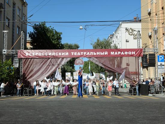 Воронеж на экваторе театрального марафона