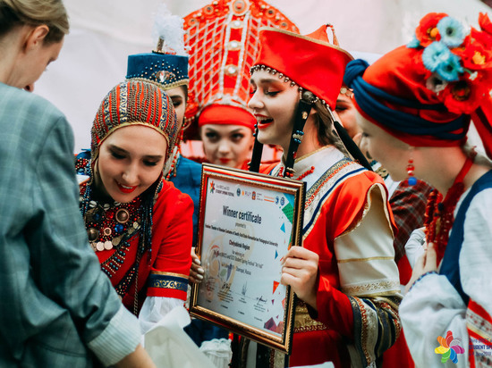 Фееричная Студвесна покорила сердца гостей Ставрополья