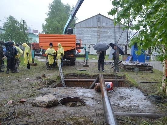 Андрей Трубецкой: «Водоснабжение в Сургутском районе восстановлено»