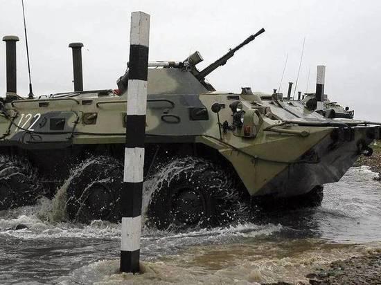 Под Калининградом на полигоне «Хмелевка» погиб морской пехотинец