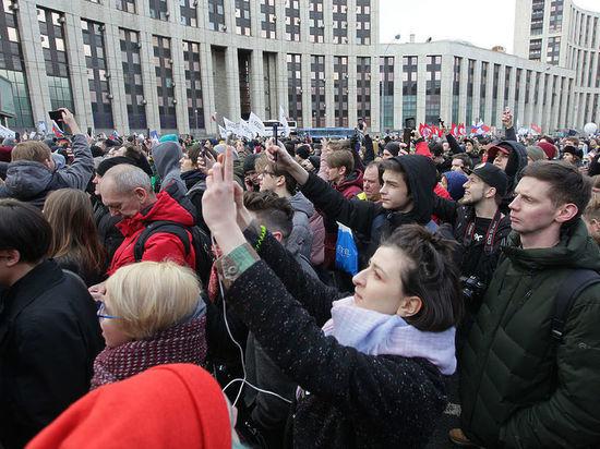 Власти Москвы согласовали проведение акции в поддержку Голунова 16 июня