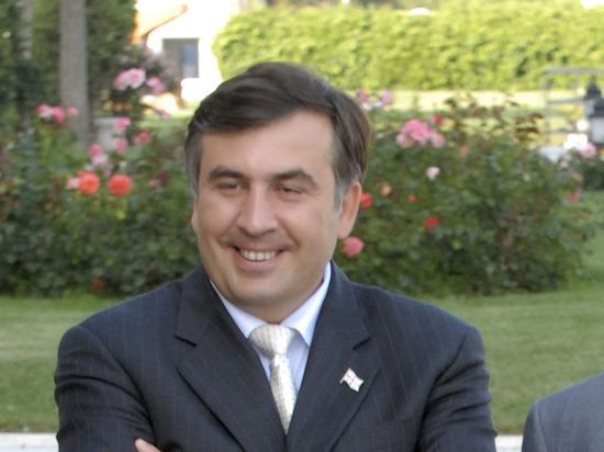Саакашвили рассказал, как Зеленский вернул ему гражданство