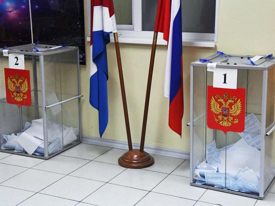 Врио главы Калмыкии подал документы в избирком
