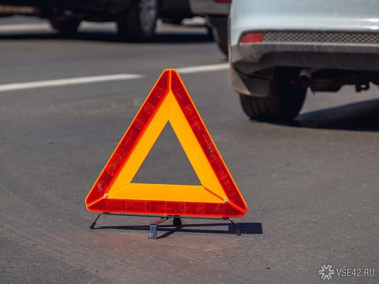 В массовом ДТП в Кузбассе пострадали пассажиры автобуса
