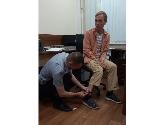 Опубликованы первые фото журналиста Голунова после освобождения