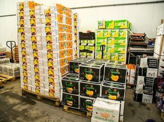 В Ростове уничтожили 1270 килограммов апельсинов