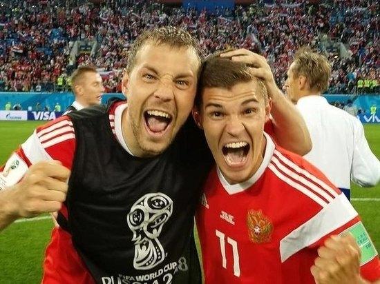 Сборная России обыграла киприотов в отборочном матче ЧЕ-2020